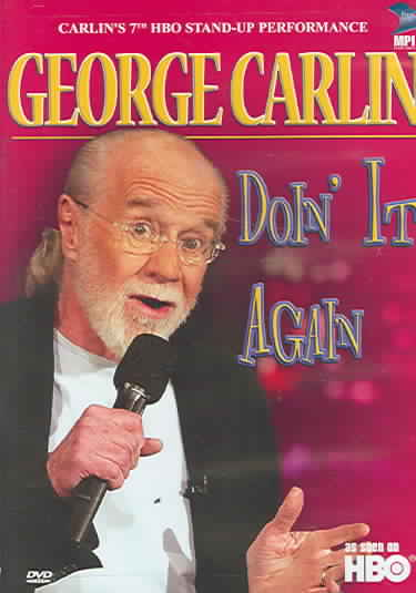 GEORGE CARLIN:CARLIN DOIN IT AGAIN BY CARLIN,GEORGE (DVD)